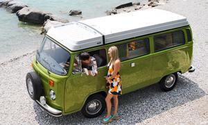VW Bus T2b Camper Traumwagen Oldtimer Bilder technische Daten