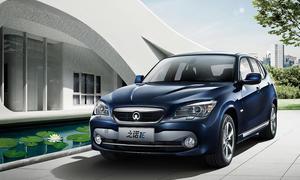 Zinoro 1E China Elektro SUV BMW X1 2013