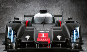2014 Audi R18 e tron quattro Le Mans LMP1 WEC Motorsport