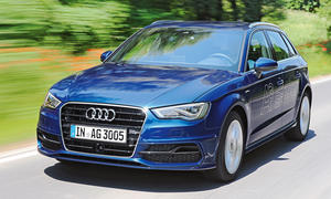 Audi A3 g-tron Test Bilder technische Daten