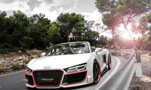 Regula Audi R8 V10 Spyder Tuning Bodykit Supersportwagen
