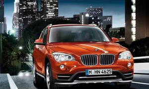BMW Z4 Design Pure Fusion 2014 BMW X1 Modellpflege