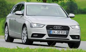 Bilder Audi A4 Kaufberatung Mittelklasse-Bestseller