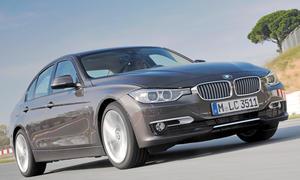 Bilder BMW 3er Kaufberatung Mittelklasse Bestseller Neuzulassungen