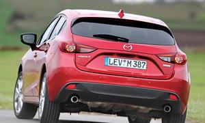 Bilder Mazda 3 Skyactiv-G 165 i-ELOOP Kompaktklasse