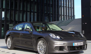 Bilder Porsche Panamera Kaufberatung Oberklasse Limousine