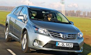 Bilder Toyota Avensis Kaufberatung Mittelklasse Bestseller