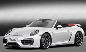 Caractere Exclusive Tuning Porsche 911 Cabrio Bodykit