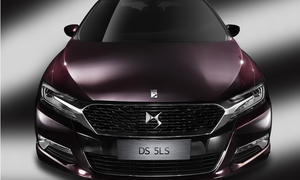 Citroen DS 5LS 2014 China Limousine DS5