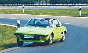 Fiat X1/9 Bilder technische Daten Oldtimer
