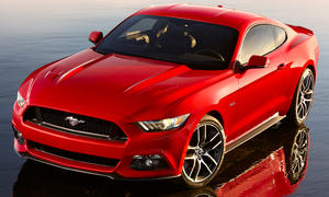 Ford Mustang 2015 US Muscle Pony Car V8 2.3 EcoBoost