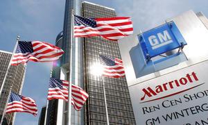 General Motors USA verkaufen Anteile Finanzen