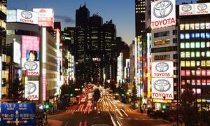 Japan Auto Wirtschaft Toyota Markt Besonderheiten Vorstellung