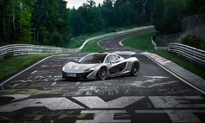 McLaren P1 Nuerburgring Nordschleife Rundenzeit