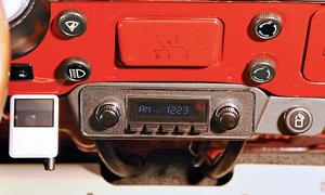 Radio Einbau Oldtimer Bilder Ratgeber