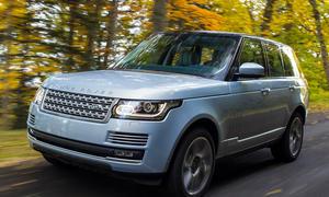Range Rover 3.0 SDV6 Diesel Hybrid Bilder technische Daten