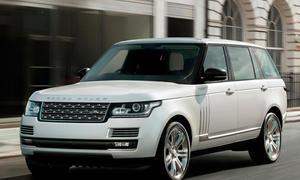 Range Rover 5.0 V8 SC LWB Fahrbericht Bilder technische Daten