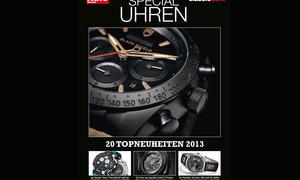 Uhren Special 2013 Neuheiten Bilder Formel 1 Chronometer Luxus