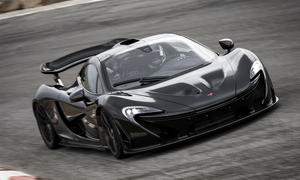 2014 McLaren P1 ausverkauft Stueckzahlen Verkaufszahlen Absatz Preis