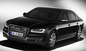 Audi A8 L Security 2014 Sonderschutzfahrzeug Limousine Bilder Leistung