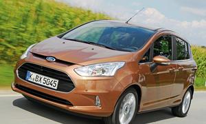 Bilder Ford B-Max Aufsteiger Kauftipp Zulassungen