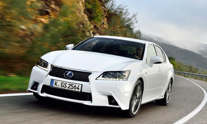 Lexus GS 300h 2014 Fahrbericht Bilder technische Daten Mittelklasse Limousine Vollhybrid