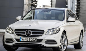 Design Trophy 2014 Leserwahl Mercedes C-Klasse gewinnen
