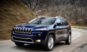 Jeep Cherokee 2014 Deutschland Marktstart Europa SUV Bilder
