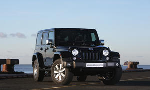 Jeep Wrangler Unlimited Indian Summer 2014 Sondermodell Bilder