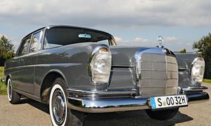 Mercedes 220 SE Bilder technische Daten Kaufberatung Oldtimer