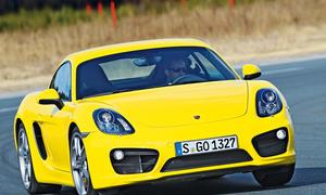 Porsche Cayman S Kaufberatung Test Motoren Ausstattungen Bilder technische Daten