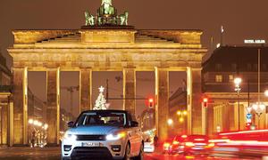 Range Rover Sport Hybrid Fahrbericht Ausfahrt Bilder technische Daten