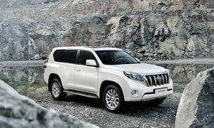 Toyota Land Cruiser 2014 Facelift Preis Geländewagen Allradantrieb
