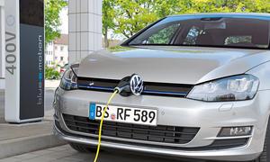 VW Golf GTE 2014 Hybrid Plug in Kompaktklasse VII