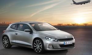 2014 VW Scirocco Facelift Genfer Autosalon Modellpflege