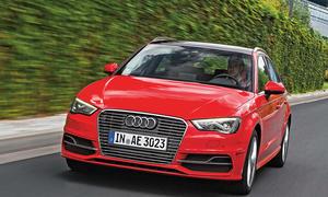 Audi A3 e-tron Fahrbericht Bilder technische Daten