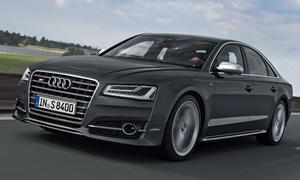 Audi S8 4.0 TFSI quattro Test Bilder technische Daten