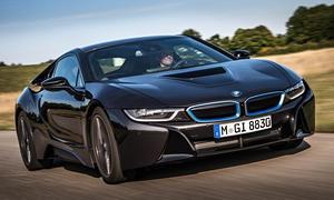 BMW i8 Felge Carbon Kohlefaser Serie