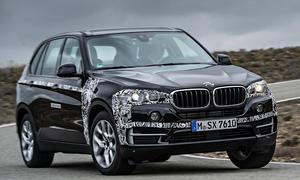 BMW X5 eDrive 2015 Plug in Hybrid SUV Technik