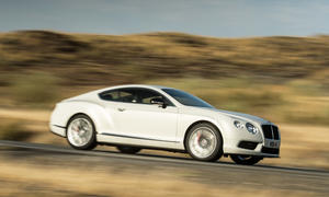 Bentley Continental GT V8 S 2014 Preis Coupe Marktstart