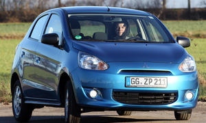 Bilder Mitsubishi Space Star 1.0 ClearTec City Cars Kleinstwagen