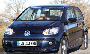 Bilder VW Up 1.0 BlueMotion Technology City-Cars Kleinstwagen