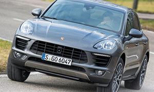 Fahrbericht Porsche Macan S Diesel 2014 Kompakt SUV