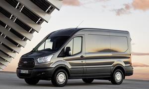 Ford Transit 2014 Preis Transporter Bilder Marktstart Seitenansicht