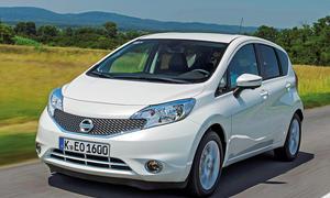 Nissan Note 1.5 dCi Test Bilder technische Daten
