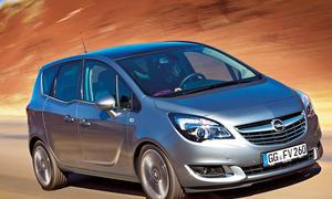 Opel Meriva 1.6 CGDTI ecoFlex Fahrbericht Bilder technische Daten