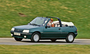 Peugeot 205 Cabrio Kaufberatung Bilder technische Daten