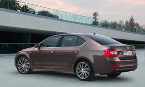 Skoda Octavia L&K Laurin Klement Sondermodell Genfer Autosalon 2014