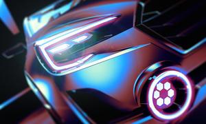 Subaru Viziv II 2014 Genfer Autosalon Vorschau Skizze