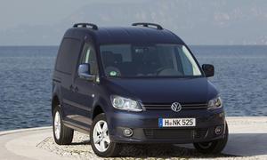VW Caddy Rückruf Heckklappe Kleintransporter weltweit Nutzfahrzeug